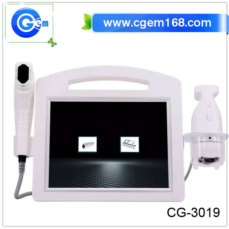 CG-3019 2 in 1 4D hifu and liposonix machine